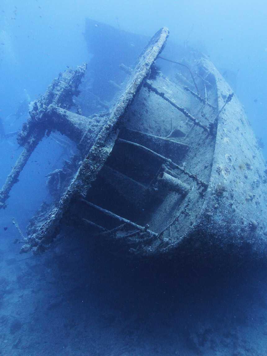 Inmersiones inolvidables: el Thistlegorm