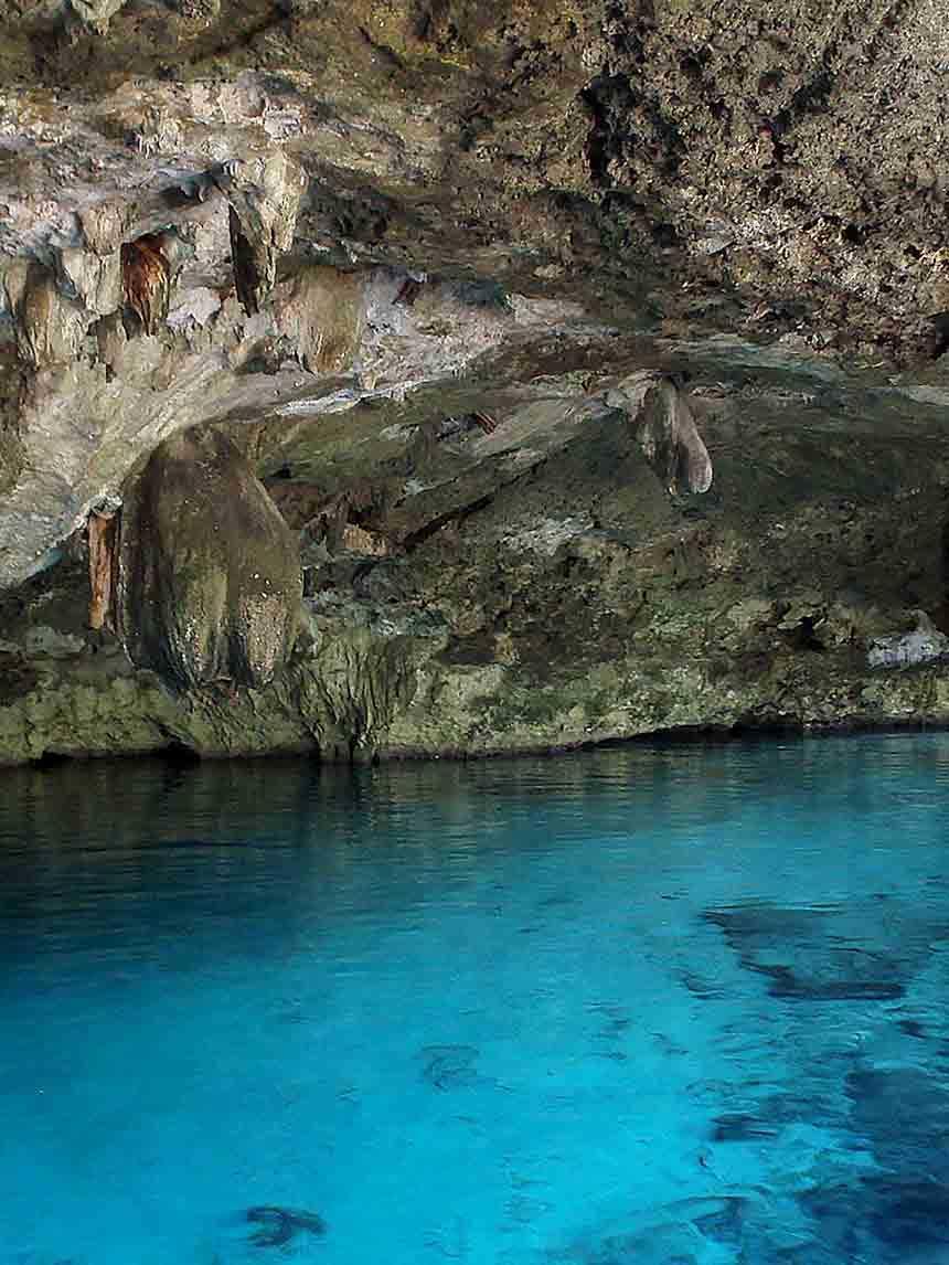 Inmersiones inolvidables: Cenote Dos Ojos