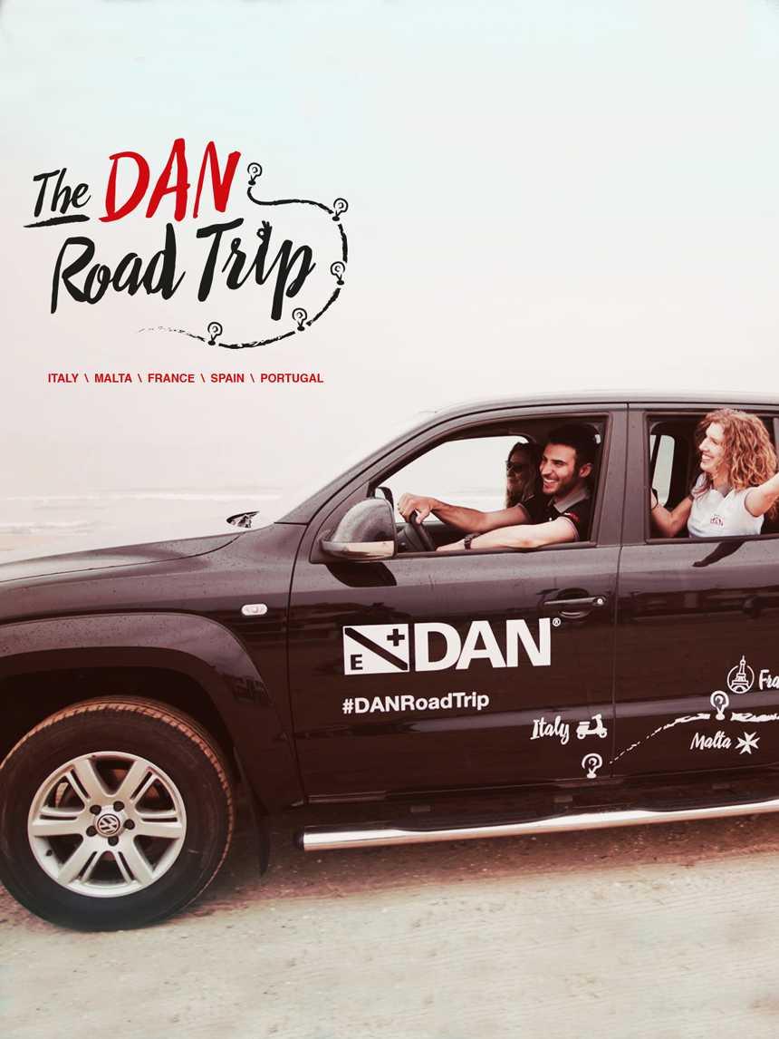 Spreading DAN's Mission Across the Mediterranean