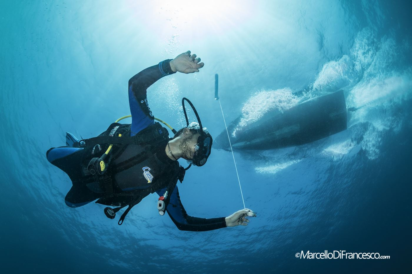 What is diving - description, features, equipment, necessary skills and interesting facts 7