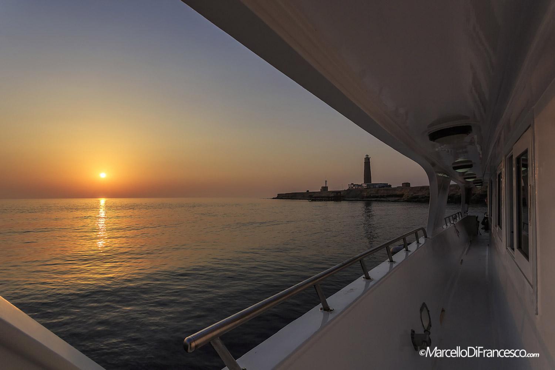 Plong e culte les brothers mer rouge - Les plus beaux coucher de soleil sur la mer ...