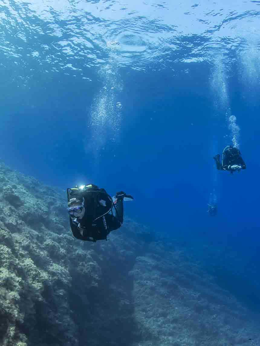 Diving with diabetes: guidelines and latest research