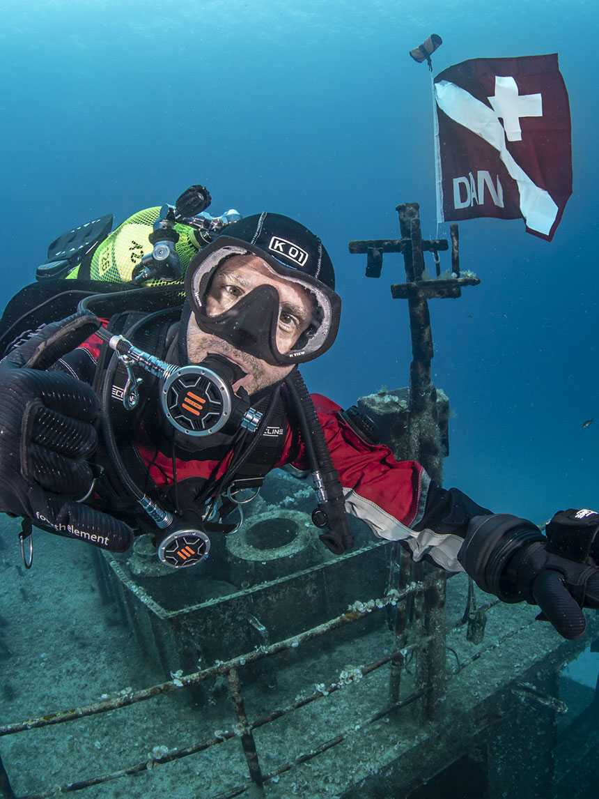 Are You Covered? Considerations on Diving Insurance