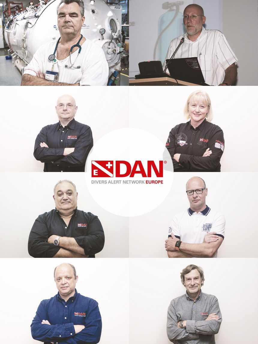 Terénní zkušenosti lékařů DAN Europe ohledně potápění po covidu-19
